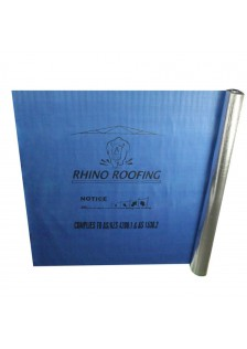Rhino White Metal Roof Sarking