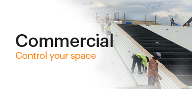 Commercial Insulation Supplies